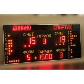 Спортивное светодиодное табло