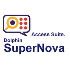 Программа экранного доступа и увеличения Dolphin SuperNova Access Suite