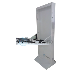 Панель с дисплеем информационной стойки для инвалидов Invacenter Pro55 для инвалидов