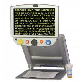 Складной настольный электронный видеоувеличитель Topaz PHD