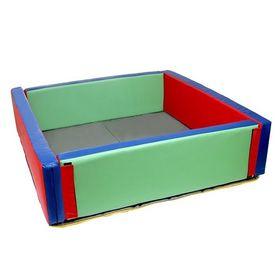 Сухой бассейн прямоугольный SL 150*150*40 см
