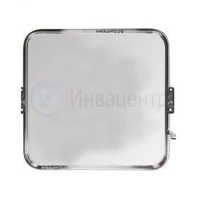 Травмобезопасное поворотное зеркало для МГН ИнваПро 600*600 мм
