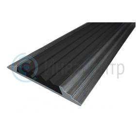 Черная полоса алюминиевая Стандарт 40