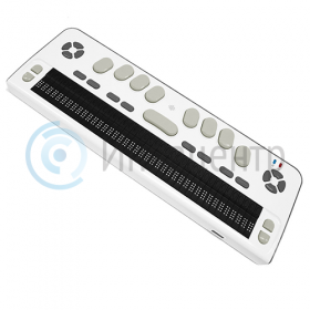 HIMS Braille Edge 40 - Дисплей Брайля с поддержкой Windows, MAC, Android, IOs,Mobile Speak