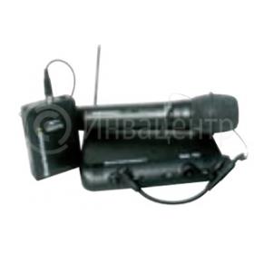 Профессиональный радиомикрофон  с приемником и передатчиком