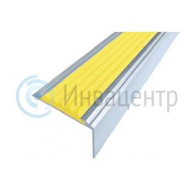 Алюминиевый угол-порог 2,7 м