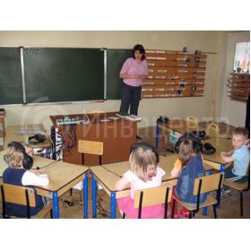 Пример оснащения учебного класса системой развития речи у слабослышащих и глухихГлобус