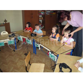 Организация специализированного класса для проведения занятий со слабослышащими и глухими детьми