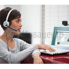 наушники с микрофоном Headset H150