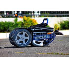 Электрическая кресло-коляска ПОНИ в сложенном состоянии
