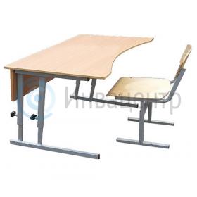 Место ученика с использованием стола СИ-1