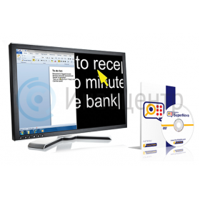 Программа экранного увеличения SuperNova Magnifier