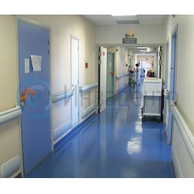 Пример оснащения медицинского учреждения ручками ULNA