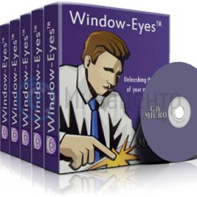 ПО экранного доступа Window-Eyes
