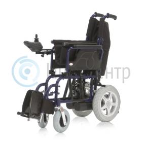 Электрическое кресло-коляска в сложенном состоянии