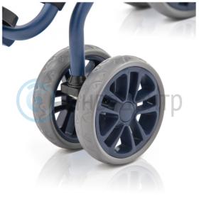 Колеса с цельнолитыми шинами