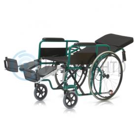 Кресло-коляска в разложенном состоянии