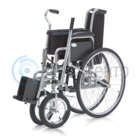 Кресло-коляска в сложенном виде