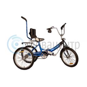Велосипед для подростков с ДЦП