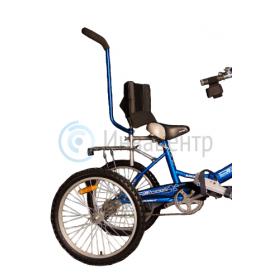 Велосипед для людей с ДЦП