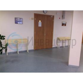 Скамейка для инвалидов и временно нетрудостпособных