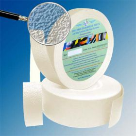 Водоотталкивающая виниловая лента 25мм/18м прозрачная