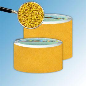 Противоскользящая лента абразивная AntiSlip 60 grit 100мм/18м желтая