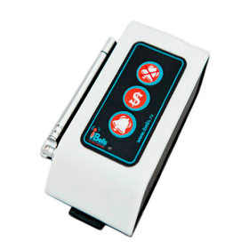 Кнопка вызова И-07Б с усиленным сигналом