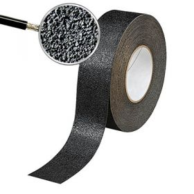 Противоскользящая лента абразивная NoSlip 60 grit 50мм/18м черная