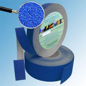 Противоскользящая лента абразивная SlipStop 80 grit 25мм/18м синяя