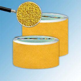 Противоскользящая лента абразивная SlipStop 80 grit 100мм/18м желтая