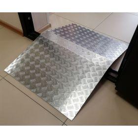 Пандус перекатной TR 101-8 78x60 см