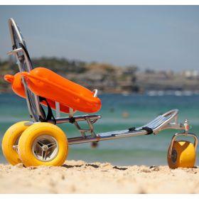 Кресло-коляска BW-100 Triton пляжная плавающая