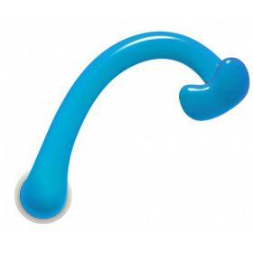 Локтевая дверная ручка Ulna Initial для инвалидов синяя