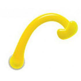 Локтевая дверная ручка Ulna Initial для инвалидов желтая