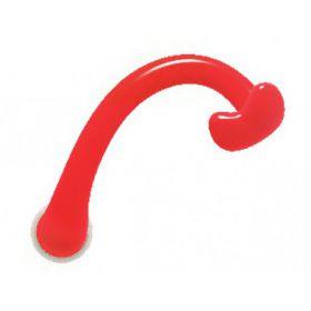 Локтевая дверная ручка Ulna Initial для инвалидов красная