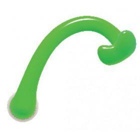 Локтевая дверная ручка Ulna Initial для инвалидов зеленая