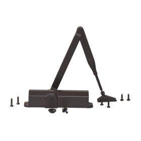 Доводчик для металлических дверей InvaD-MB10B коричневый
