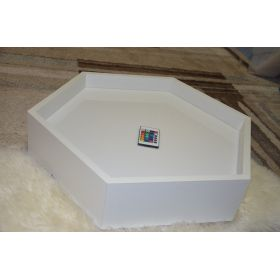 Планшет многоугольный 30*55 см МДФ