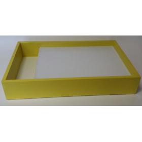 Цветной световой планшет 44*66 см с отсеком МДФ