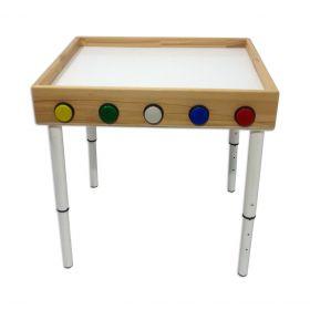 Световой стол для рисования песком с кнопками переключения