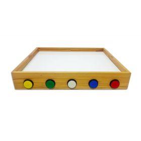 Световой планшет для рисования песком с кнопками переключения
