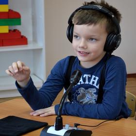процесс обучения с использованием аудиокласса Форте
