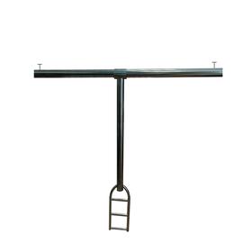 Штанга подвесная с рукояткой для МГН, нерж сталь L-2100 мм. Потолочная