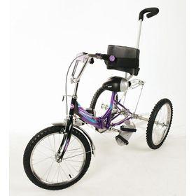 Тренажер-велосипед ВелоЛидер 18 дюймов для детей с ДЦП
