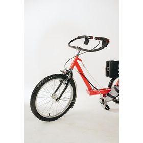 общий вид велолидер +для подростков и взрослых с ДЦП