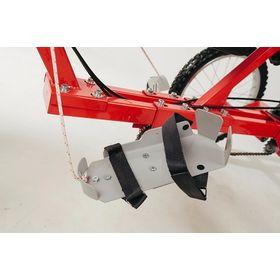 крепление ног велолидер +