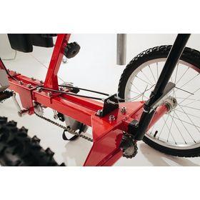 основные узлы велолидер +