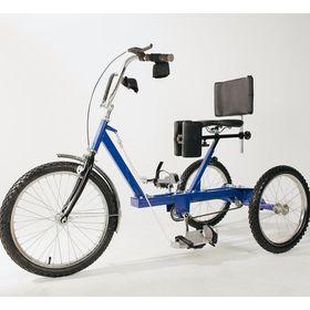 велотренажер для ДЦП велолидер +