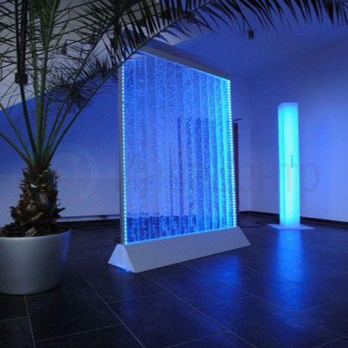 Аквапанель Водопад по стене